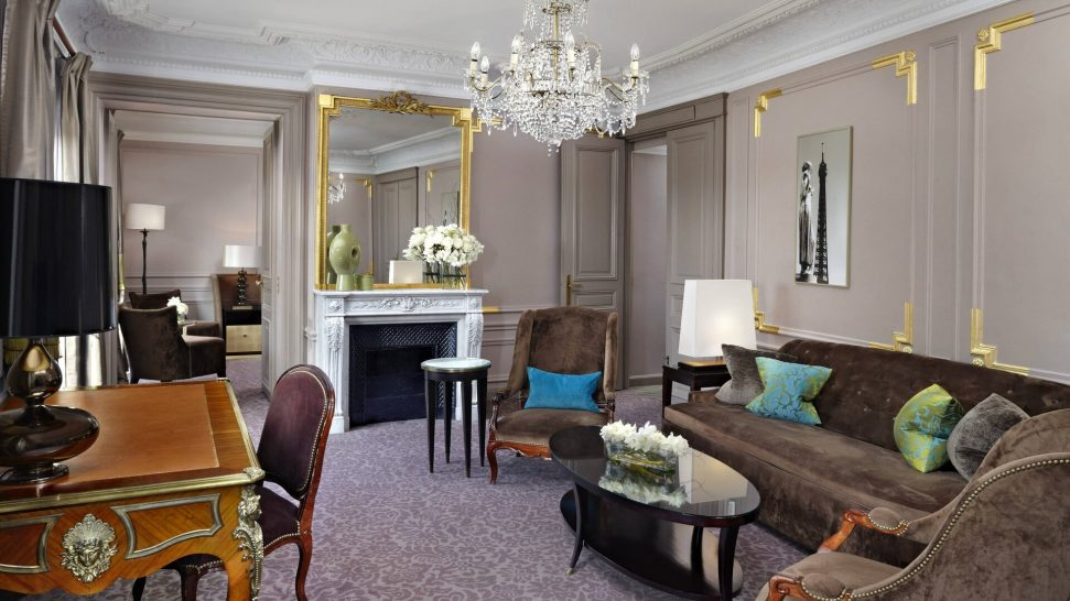 The Westin Paris Vendme Ambassador Suite