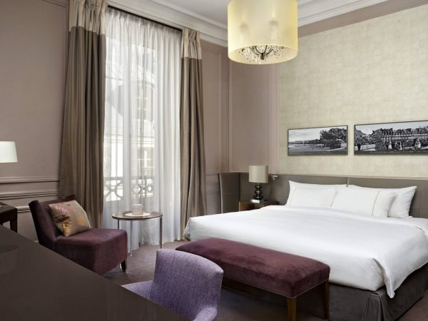 The Westin Paris Vendme Deluxe Room Larger Guest room, 1 King