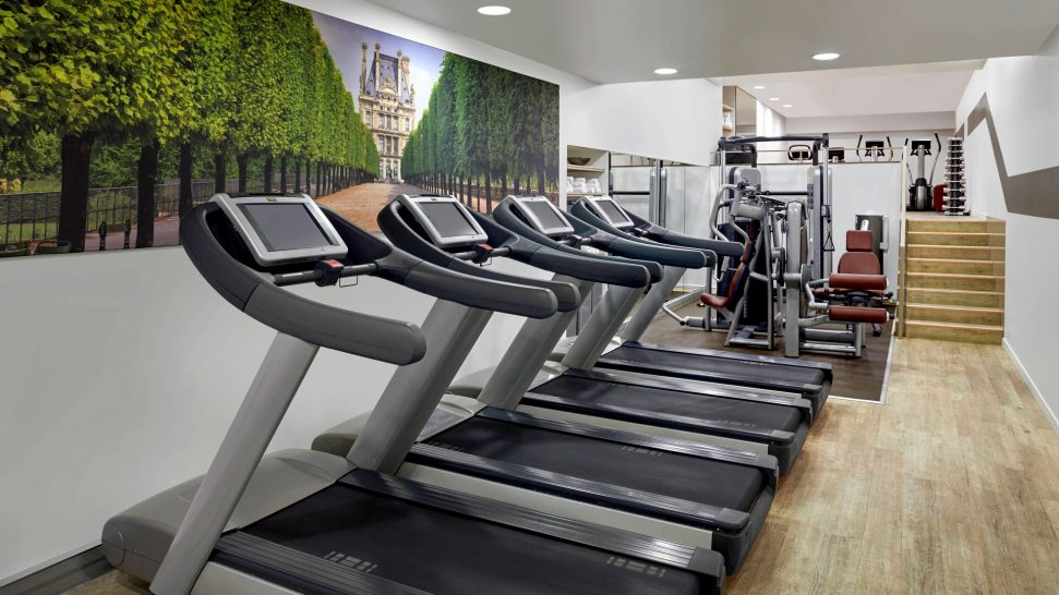 The Westin Paris Vendme Gym