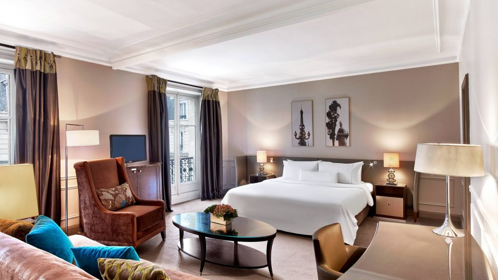 The Westin Paris Vendme Junior Suite