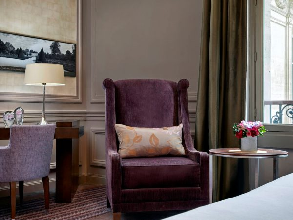 The Westin Paris Vendme Larger Guest room, 1 Queen