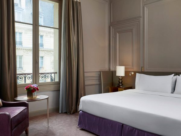 The Westin Paris Vendme Larger Guest room 1 Queen