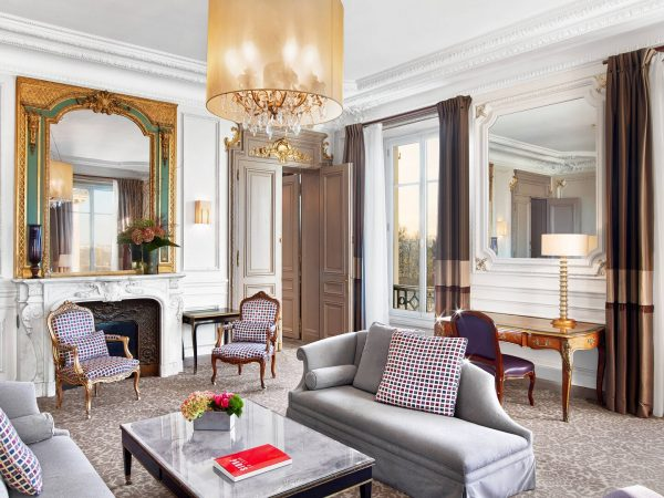 The Westin Paris Vendme Presidential Suite
