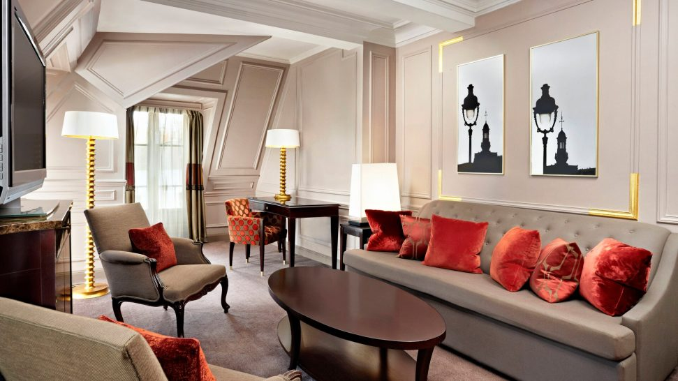 The Westin Paris Vendme Prestige Suite