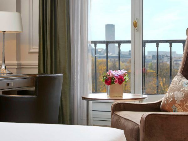 The Westin Paris Vendme Room With A View Guest Room 1 Double Eiffel Tower View
