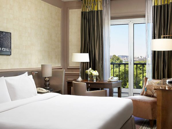 The Westin Paris Vendme Room with a View Guest room 1 King Eiffel Tower view