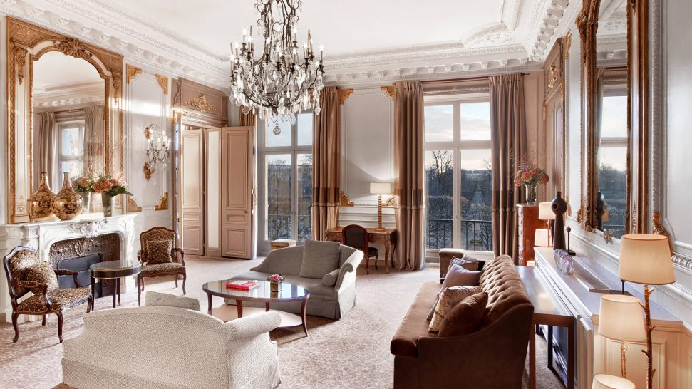 The Westin Paris Vendme Royal Suite