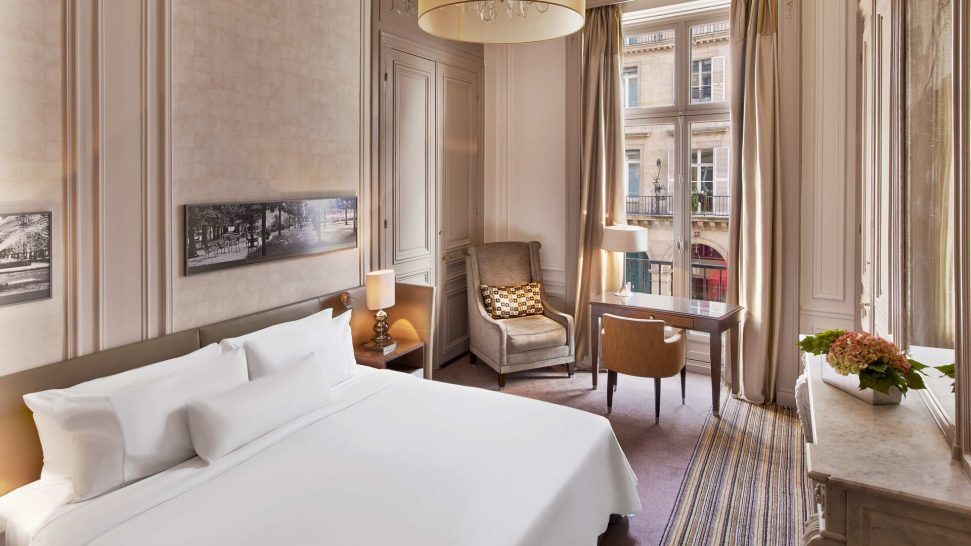 The Westin Paris Vendme Superior Room