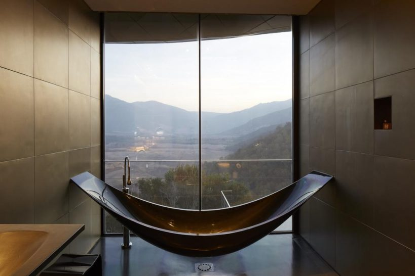 Hotel Vik Chile Wash Area