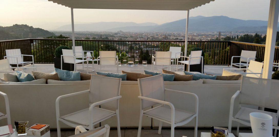 Villa Cora Bellevue Roof Terrace