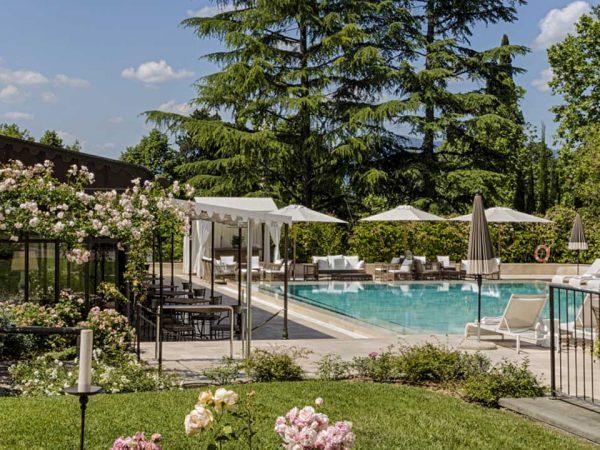 Villa Cora Garden View