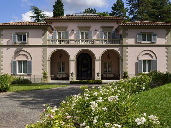 Villa Cora Hotel View