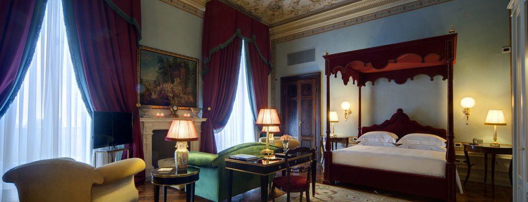 Villa Cora Imperial Suite