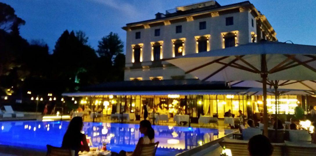 Villa Cora Pizza & Champagne