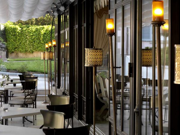 Villa Cora Restaurant Le Bistrot