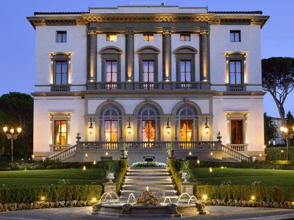 Villa Cora View