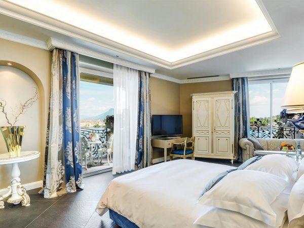 Villa E Palazzo Aminta Spa Junior Suite Lake View