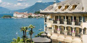 Villa E Palazzo Aminta, Lake Maggiore