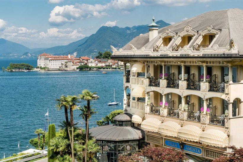 Villa and Palazzo Aminta