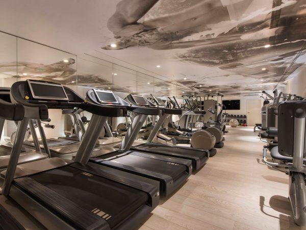 W Verbier Gym