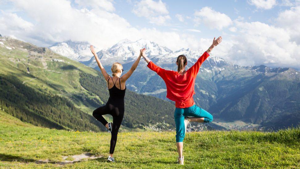 W Verbier Yoga