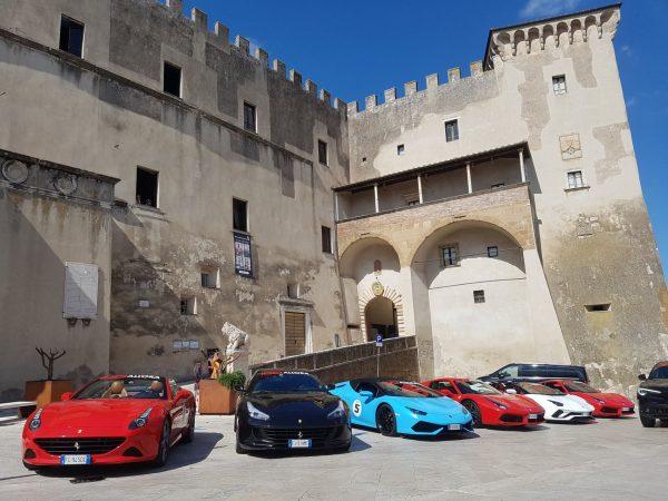 100Allora Supercars on Tour