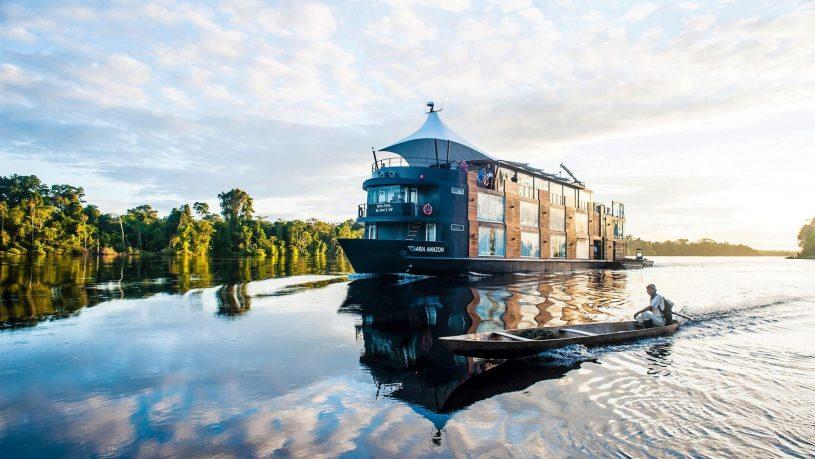 Aqua Expeditions Aria Amazon