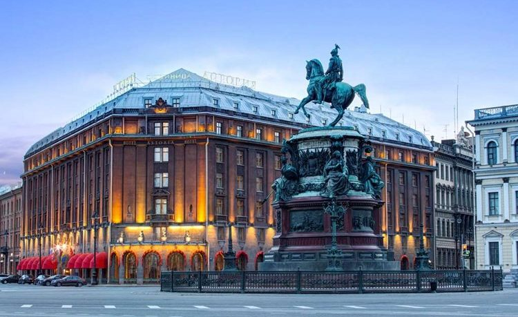 Astoria Hotel, Rocco Forte, Saint Petersburg
