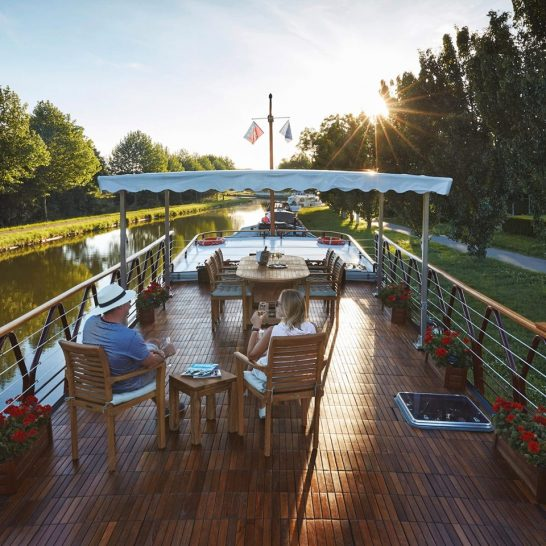 Belmond Afloat in France Dining