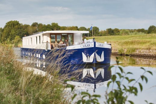 Belmond Afloat in France Lilas