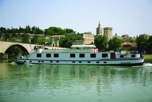 Belmond Afloat in France Napoleon