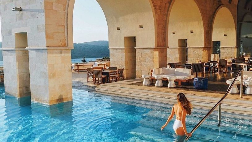 Blue Palace, a Luxury Collection Resort and Spa Crete Pool