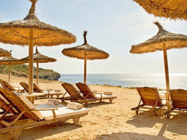 Cap Rocat Beach
