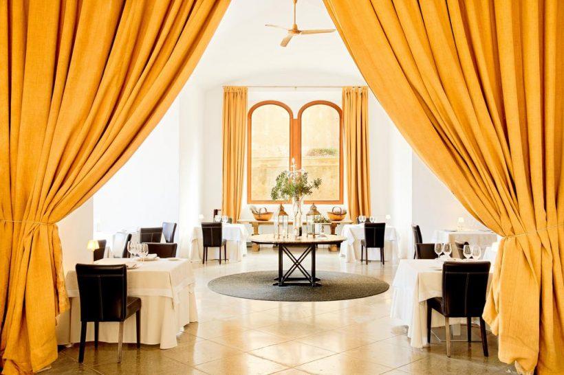 Cap Rocat La Fortaleza Restaurant