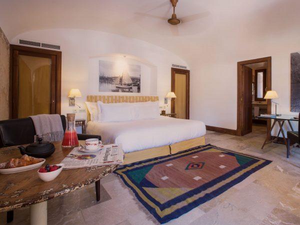 Cap Rocat Mallorca Double Fortaleza bedroom