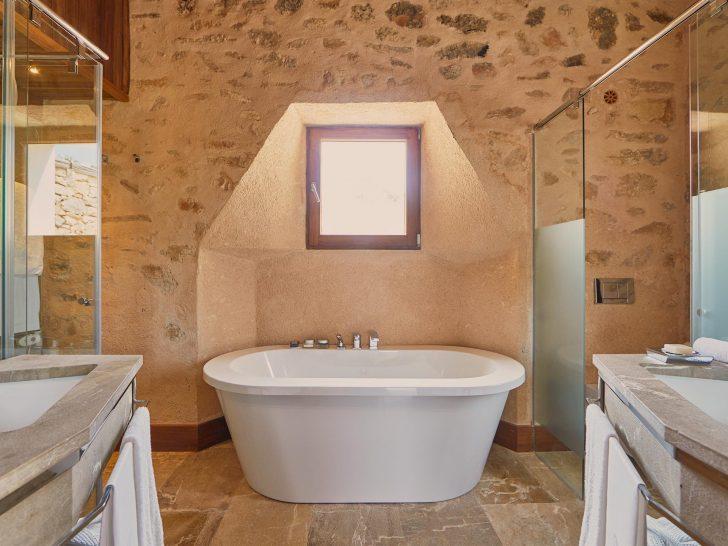 Cap Rocat Mallorca Suite Del Mar bathroom