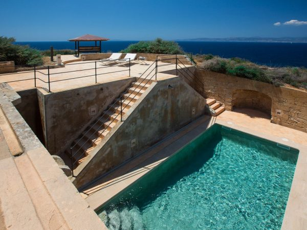 Cap Rocat Suite El Chapo Pool