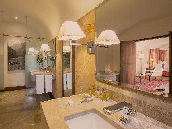 Cap Rocat Suites Bathroom