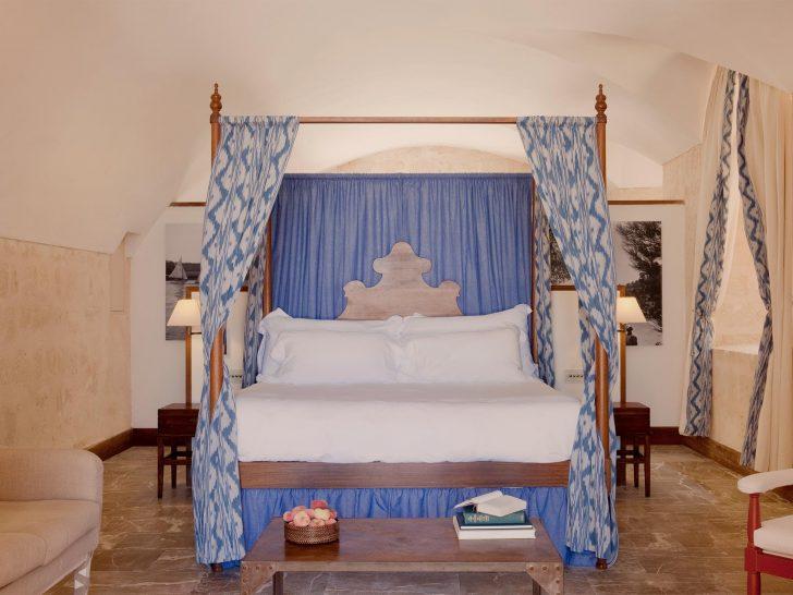 Cap Rocat Suites Bedroom