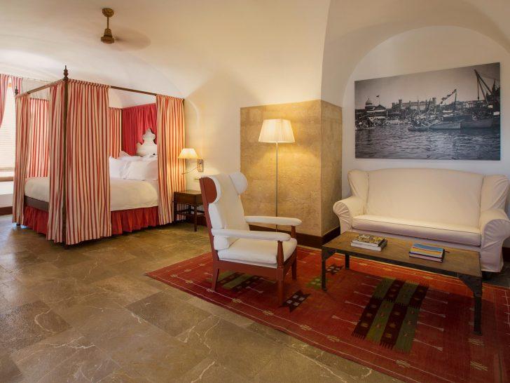 Cap Rocat Suites Interior