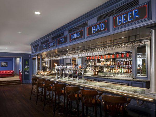 Conrad Dublin Alfie Byrne's by Galway Bay Brewery