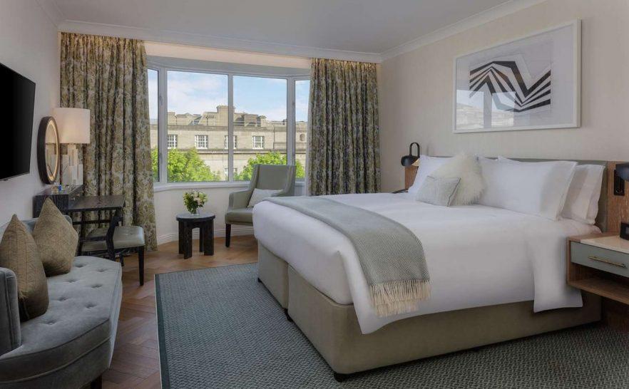 Conrad Dublin Conrad One Bedroom Suite