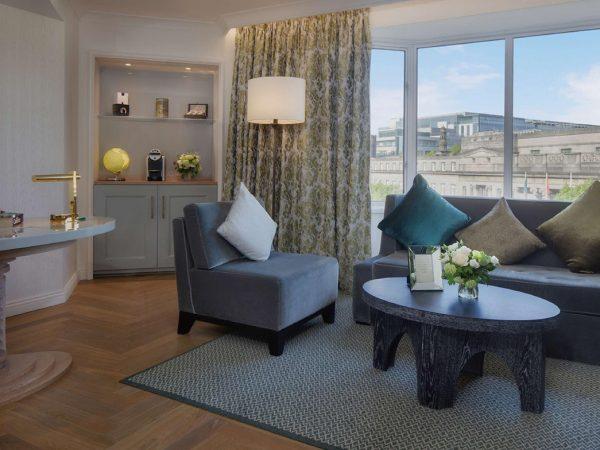 Conrad Dublin Deluxe One Bedroom Suite