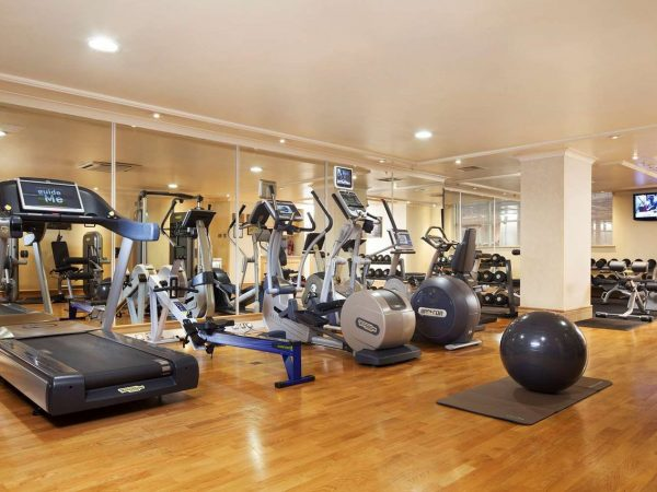 Conrad Dublin Gym