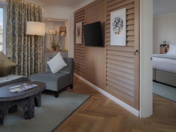 Conrad Dublin King Deluxe Room