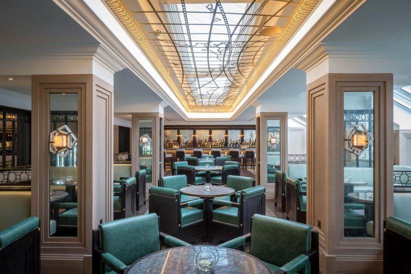 Conrad Dublin Lemuels Bar