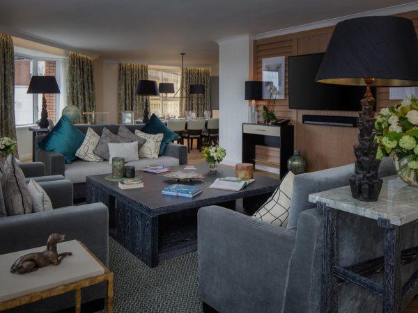Conrad Dublin Presidential One Bedroom Suite