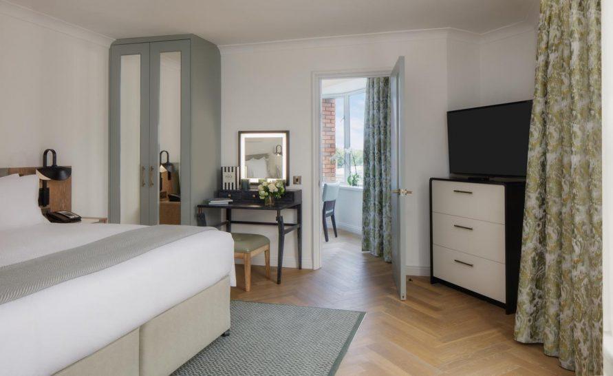 Conrad Dublin Twin Deluxe Room
