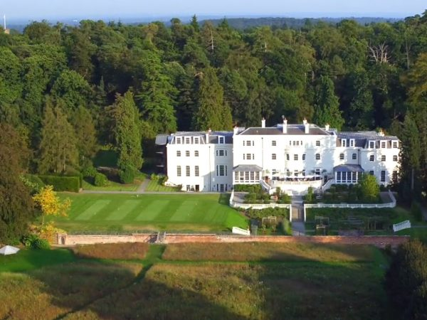 Coworth Park Exterio View