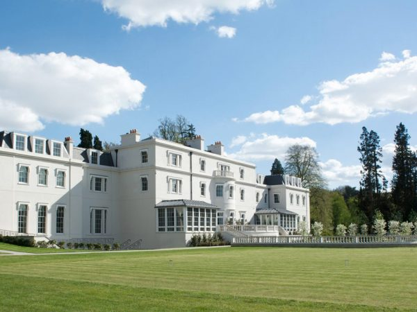 Coworth Park Exterior